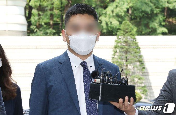 '검언유착' 의혹을 받고 있는 전 채널A 기자 이모씨. 2020.7.17/뉴스1 © News1 임세영 기자