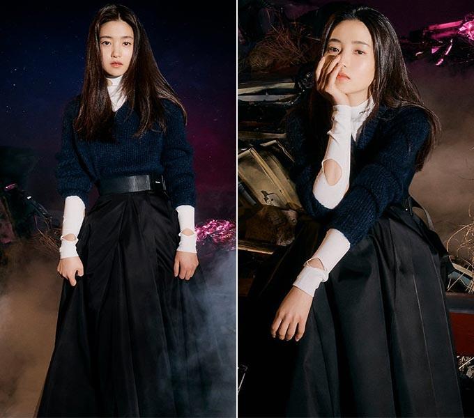 배우 김태리/사진=넷플릭스 공식 인스타그램