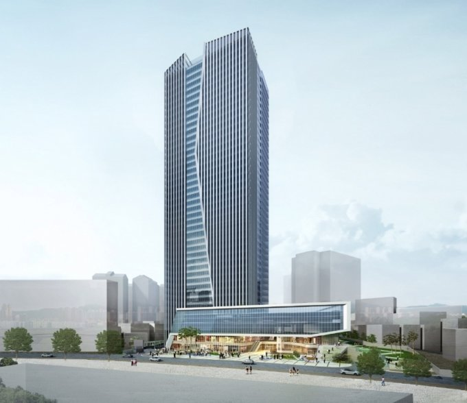 코웨이가 오는 22일 서울 구로구 넷마블 신사옥 G타워(사진)로 사옥을 이전한다. /사진=코웨이