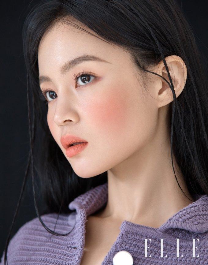 가수 이하이/사진제공=엘르 코리아