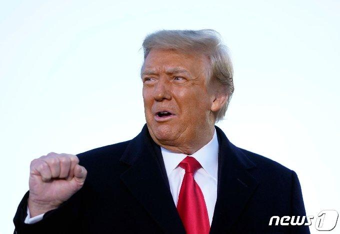 도널드 트럼프 전 미국 대통령. © AFP=뉴스1 © News1 우동명 기자