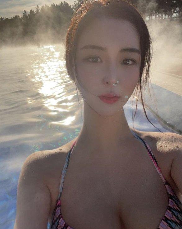 배우 겸 모델 유채련 인스타그램 갈무리 © 뉴스1