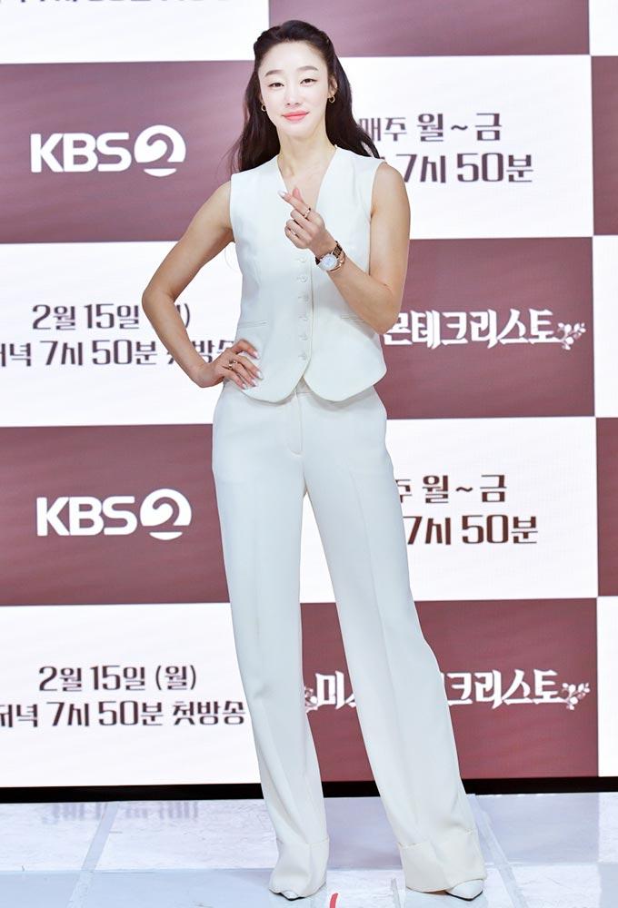 배우 최여진/사진제공=KBS