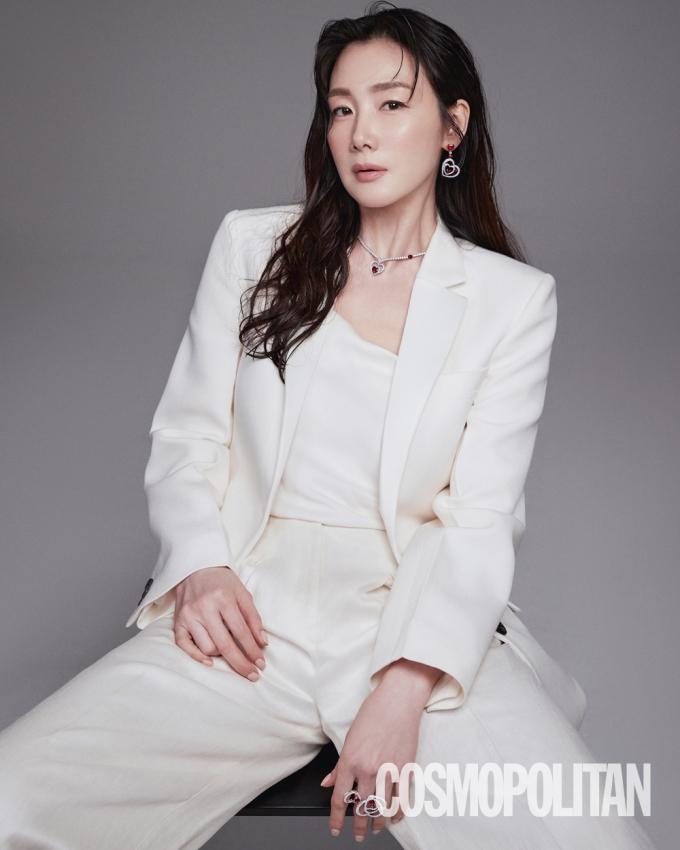 배우 최지우/사진제공=프레드(FRED) 코리아