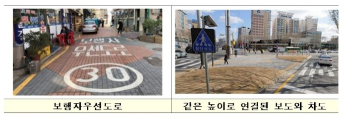 국토부, 교통약자 안전 고려한 도로 설계지침 마련
