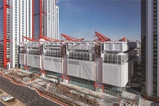 오는 26일 오픈하는 '더 현대 서울'. /사진=현대백화점