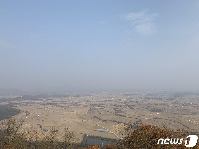강원 철원 전경.(자료 사진) © 뉴스1