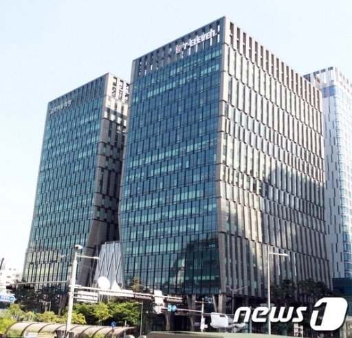 금호석유화학 본점이 있는 서울 중구 청계천로 시그니처타워/사진=뉴스1