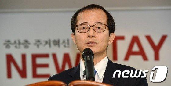 [단독]한국부동산원 신임 원장에 손태락 전 국토부 실장 내정