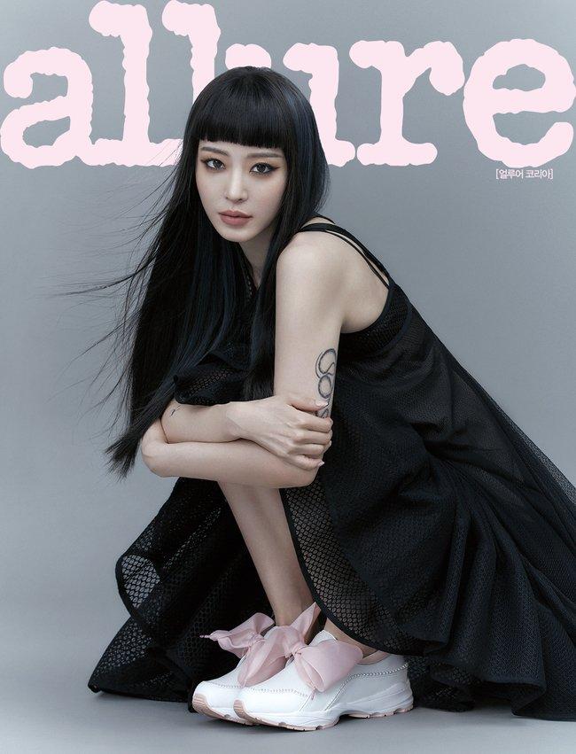 배우 한예슬/사진제공=얼루어코리아