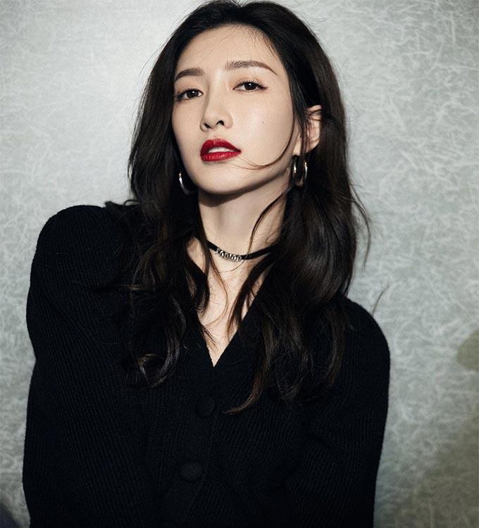 중국 배우 장수잉/사진=장수잉 인스타그램