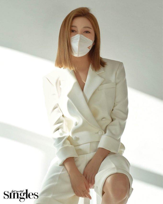 가수 송가인/사진제공=싱글즈