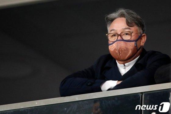 김경문 야구 대표팀 감독.  /사진=뉴스1