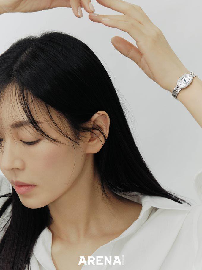 배우 김소연/사진제공=론진(Longines)