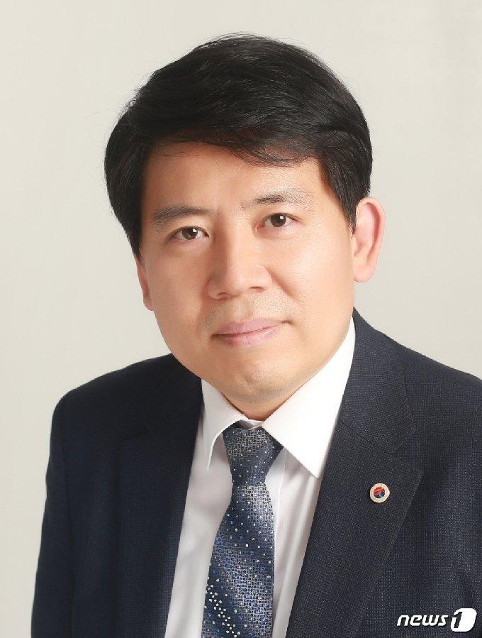 이동욱 경기의사회장. © 뉴스1