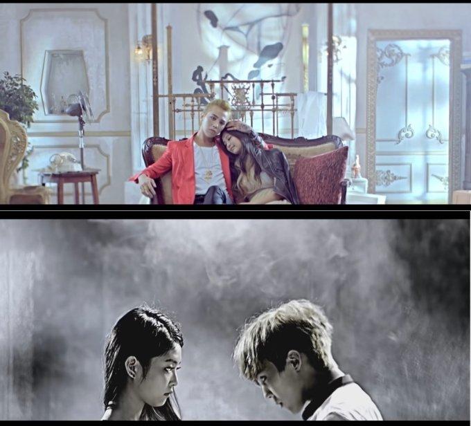 /사진=지드래곤 '그 XX' 뮤직비디오 영상 캡처