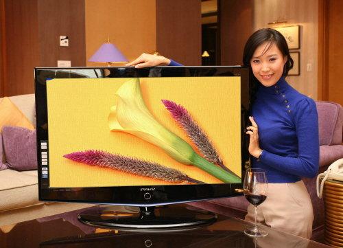 삼성전자 LCD TV '보르도'/사진=삼성전자