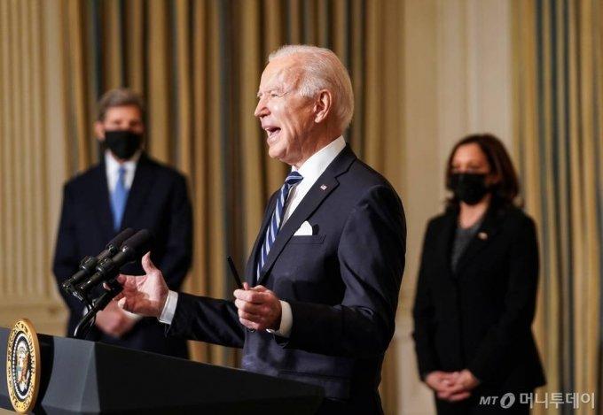 바이든 미국 대통령 / 사진제공=로이터