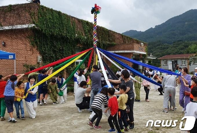 서울 초·중학생 26명, 순천서 6개월 유학…생태·공동체 체험