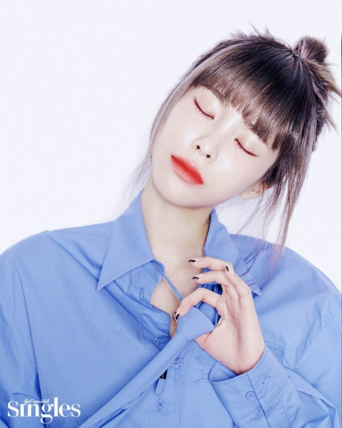 가수 헤이즈/사진제공=싱글즈