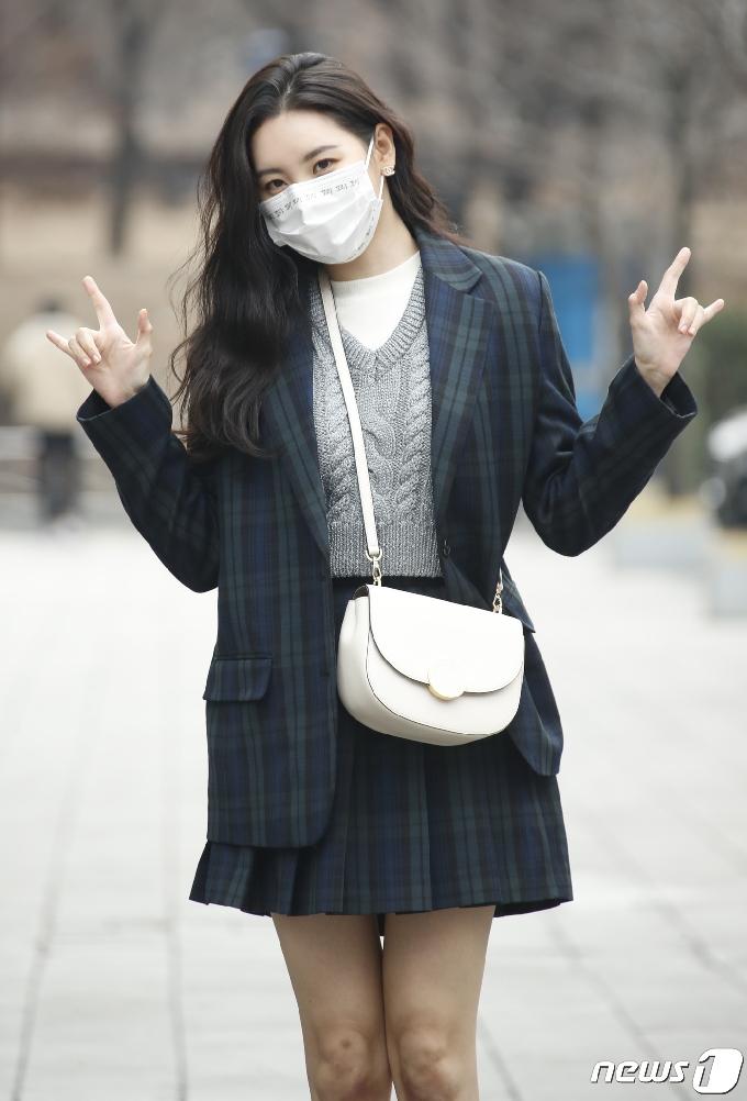 [사진] 선미, 더 예뻐진 모습으로 컴백