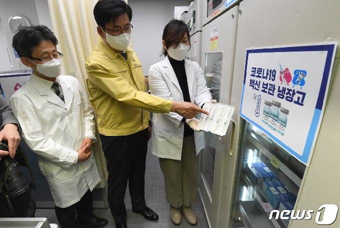 [사진] '이게 바로 백신 전용 주사기'