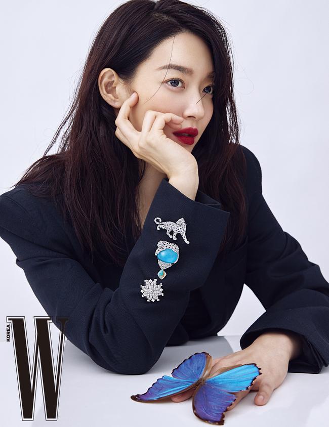배우 신민아/사진제공=더블유코리아