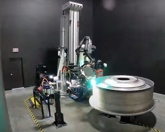미국 스타트업 릴레이티비티 스페이스는 금속 3차원(D) 프린터로 발사체를 만들겠다고 밝혔다/사진=렐러티비티 스페이스