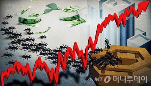 소액 투자하는 '주린이', 월 1만원 내고 자산관리한다?