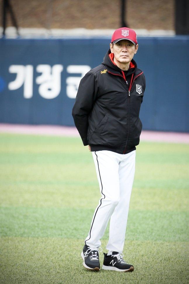 이강철 kt 감독. /사진=kt 위즈 제공