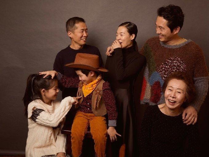 팀 '미나리'/판씨네마 제공 © 뉴스1