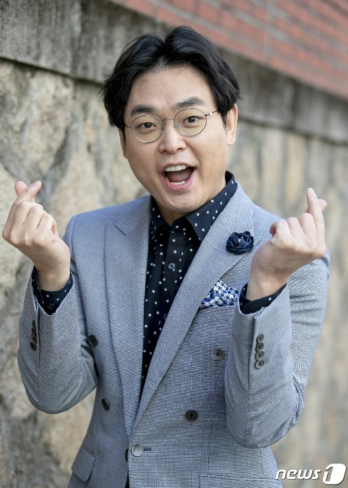 개그맨 박영진© News1 김진환 기자