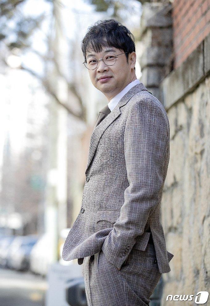 개그맨 권재관 © News1 김진환 기자