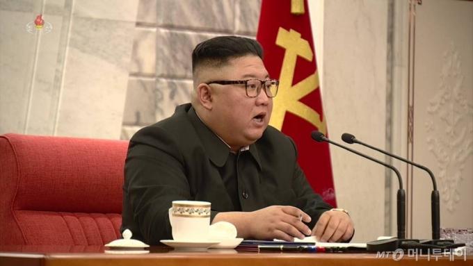 北김정은 위인전 발간