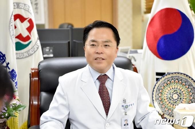 취임 1년 신명근 화순전남대병원장