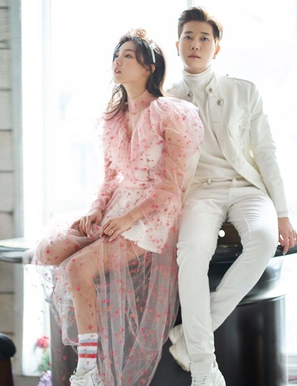가비엔제이 제니, 작곡가 김수빈과 3월13일 결혼