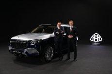 """벤츠, 2억5000만원 마이바흐 GLS 600 출시…""""SUV의 S클래스"""""""