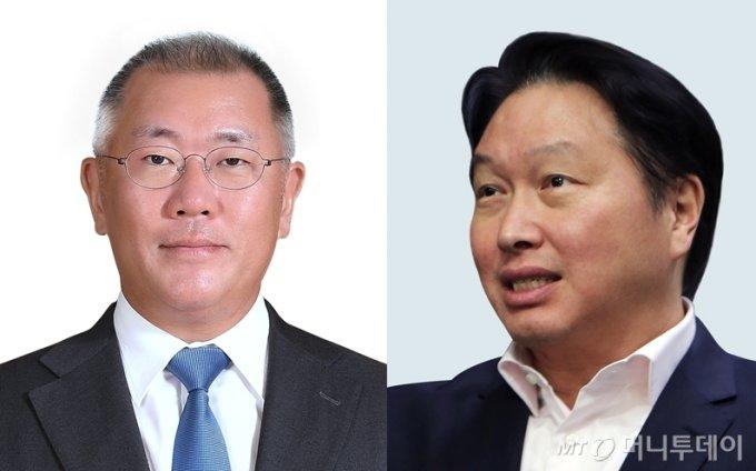 현대차-SK, 한국판 '수소위원회' 만든다