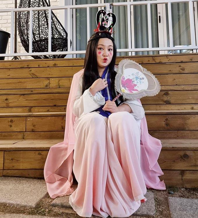 개그우먼 박나래/사진=박나래 인스타그램