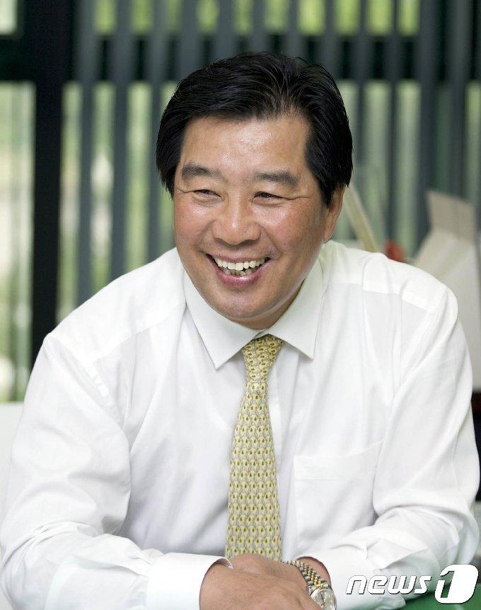 김보곤 디케이 회장. © News1