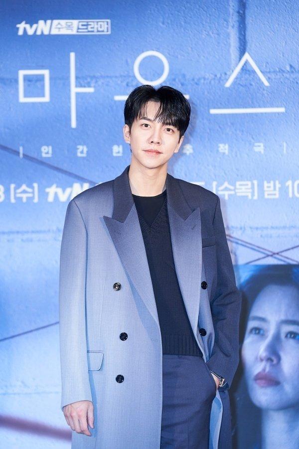배우 이승기/ 사진제공=tvN '마우스' © 뉴스1