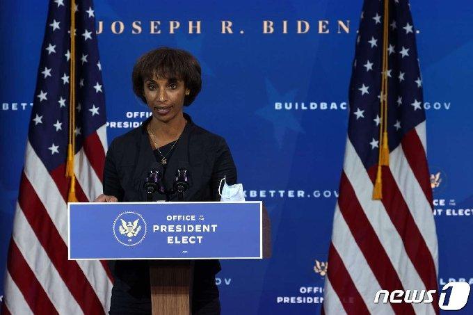 세실리아 라우스 미국 백악관 경제자문위원회(CEA) 위원장. © AFP=뉴스1