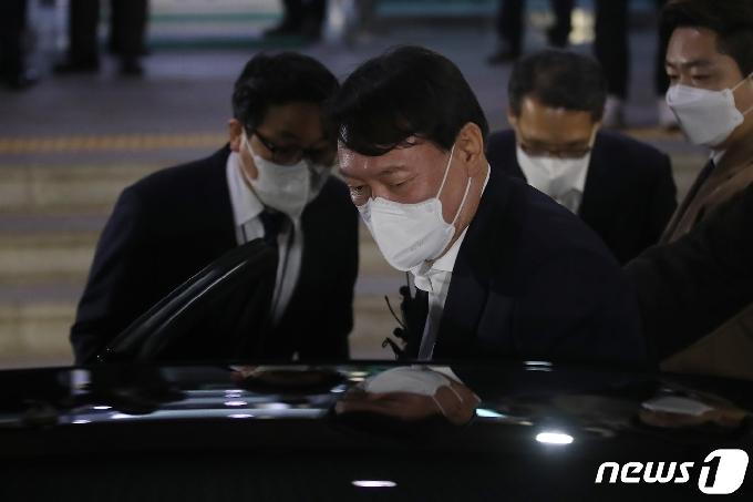[사진] 대구 떠나는 윤석열 검찰총장
