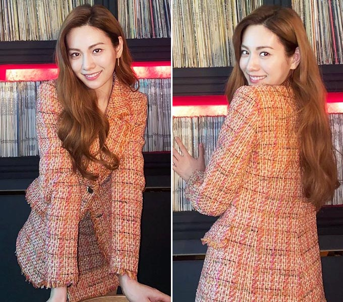 가수 겸 배우 나나/사진=나나 인스타그램