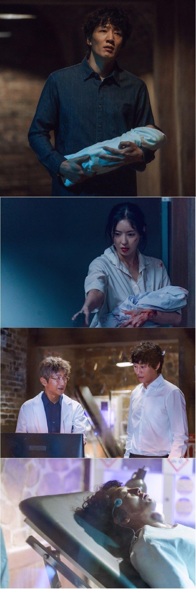 tvN '루카: 더 비기닝' © 뉴스1
