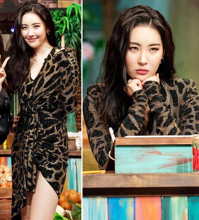 가수 선미/사진=놀라운 토요일 공식 인스타그램