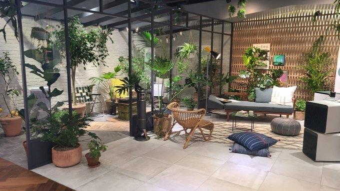 9일 오전 서울 강남구 삼성디지털플라자 강남본점 5층 '라이프스타일 쇼룸'에 마련된 커플존. 비스포크 제품들이 곳곳에 자리해있다./사진=오문영 기자