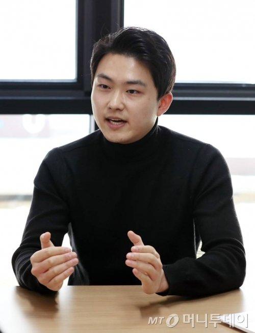 배지훈 나인투원 대표 /사진=김휘선 기자