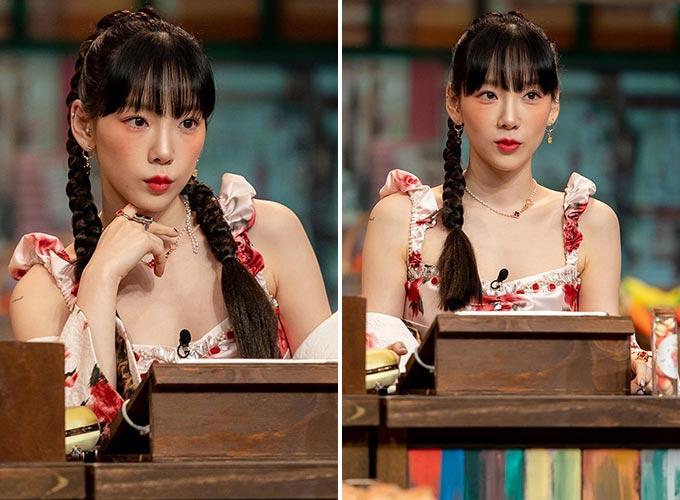 가수 태연/사진=tvN '놀라운 토요일' 공식 인스타그램