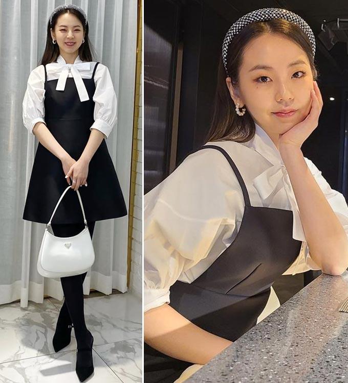 그룹 원더걸스 출신 배우 안소희/사진=안소희 인스타그램